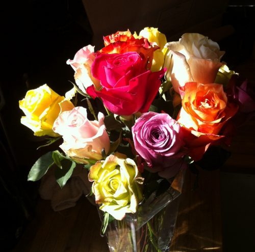 Bouqs Flower Review First Day