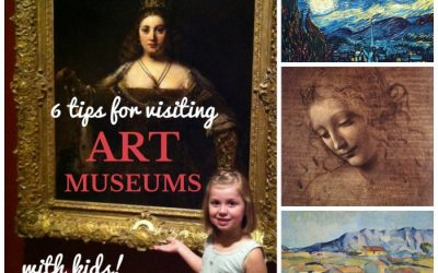 6 Tips for Visiting Art Museums With Kids
