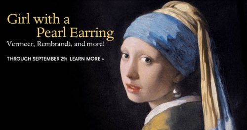 Fine Art Mom - Girl with a Pearl Earring