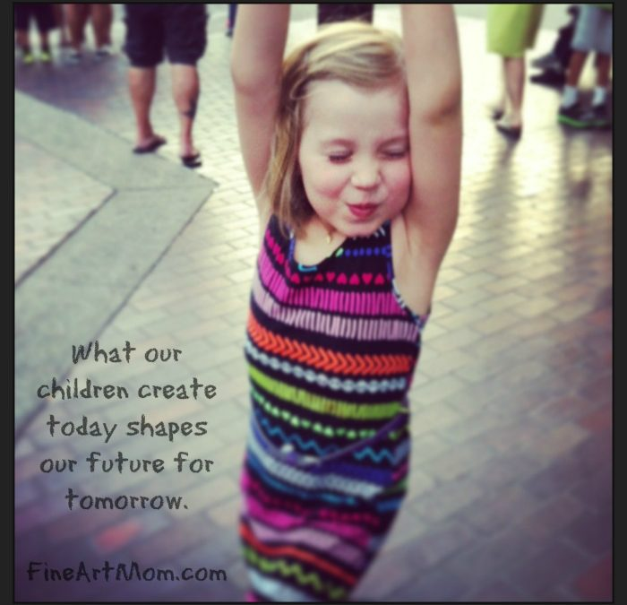 Raising A Creative Child