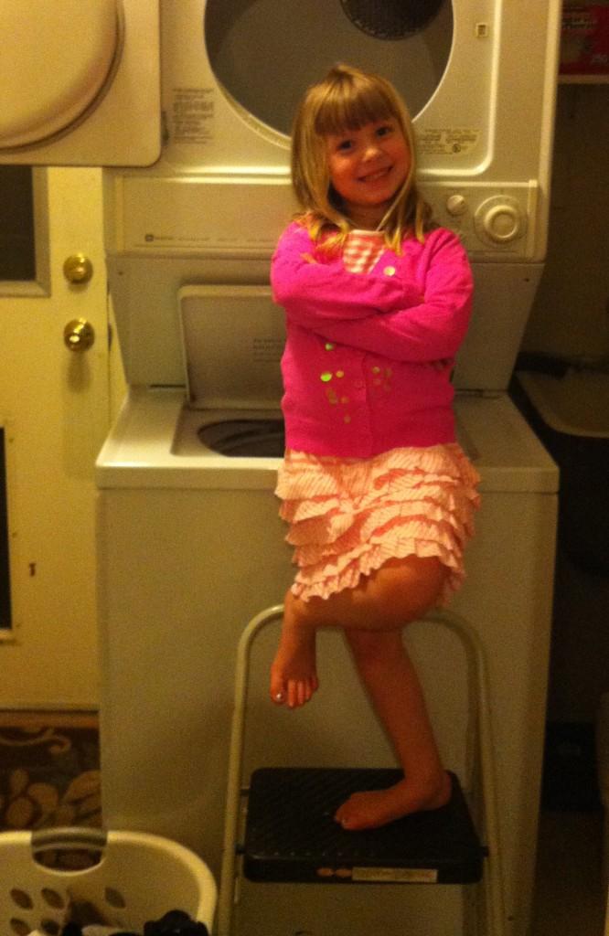 Fine Art Mom Chore Helper