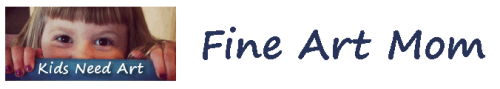 Fine Art Mom Logo
