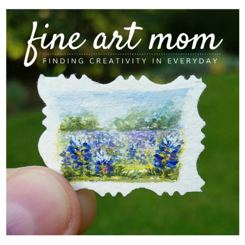 Fine Art Mom | Finding Creativity In Everyday
