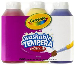 Crayola Tempera Paint for Kids