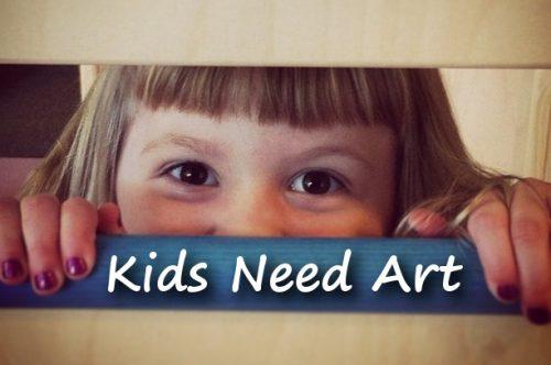 Fine Art Mom Kids Need Art Creative Mom