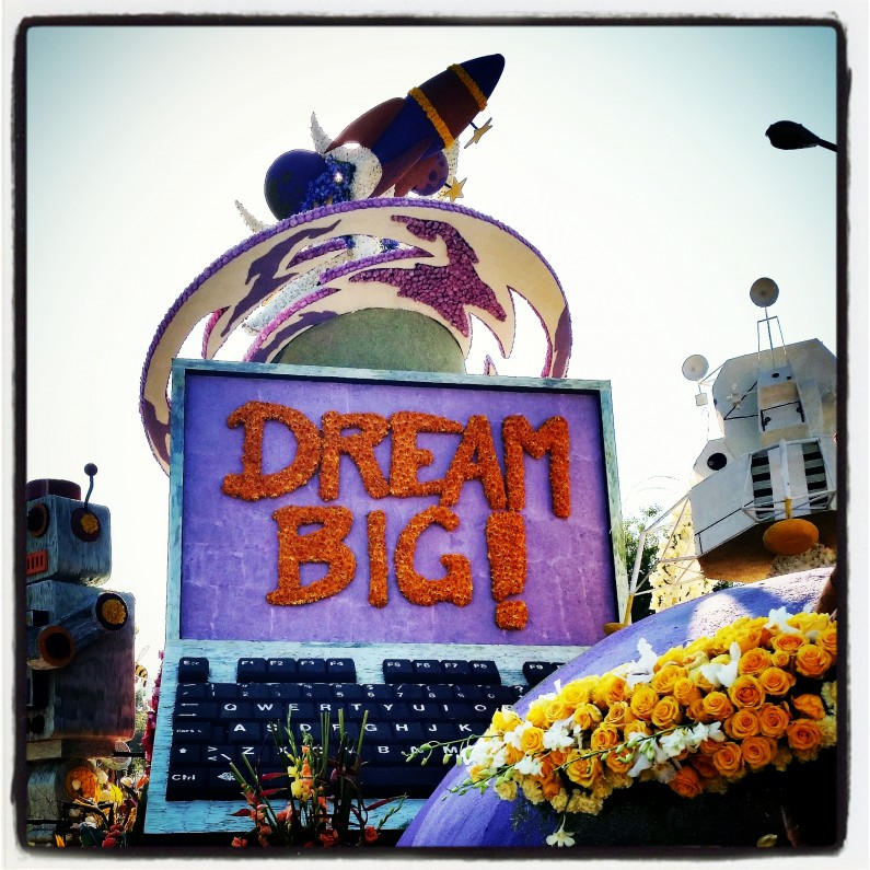 Rose Parade Dream Big 2015