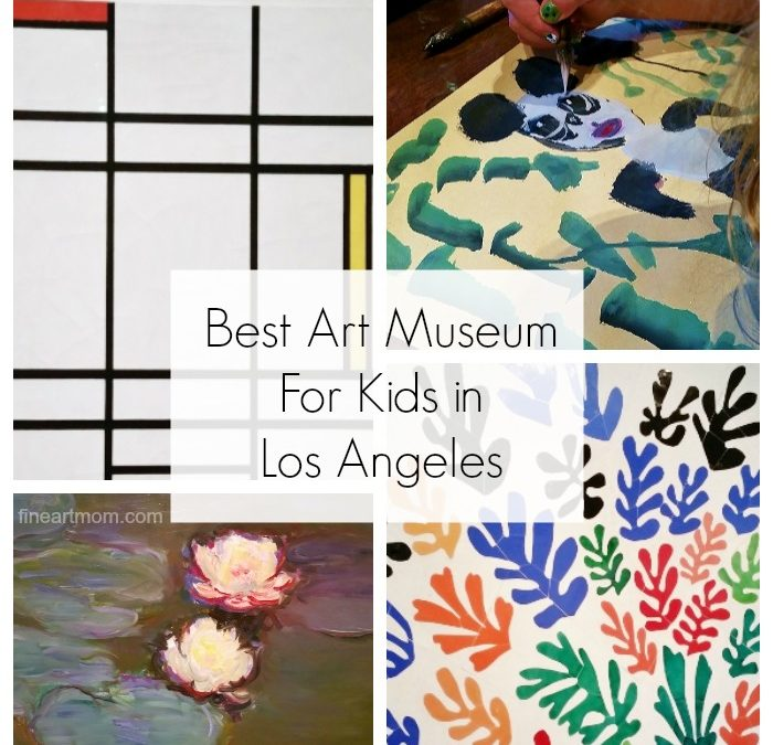 Best Free Art Museum for Kids in Los Angeles