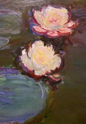 LACMA Monet Detail