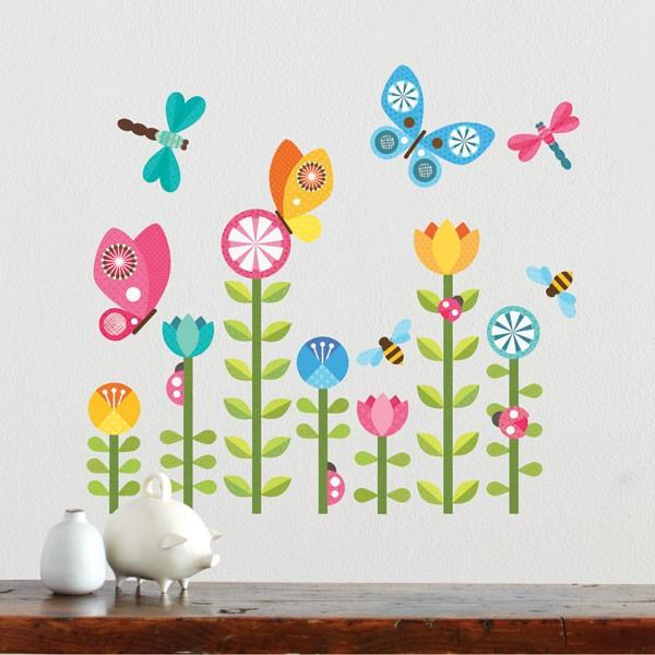 5 Easy Kids Wall Art Projects Wall Decals
