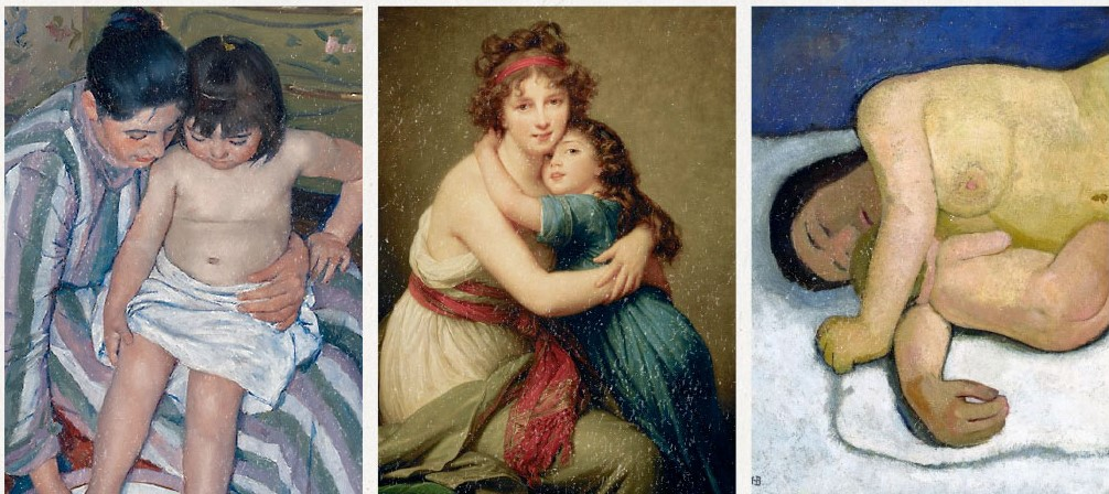 Mothers Represented in Painting